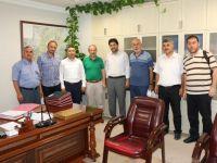 Derbent'ten hayırlı olsun ziyaretleri