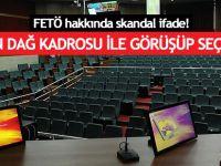 FETÖ, öğrencileri PKK'nın dağ kadrosu ile görüşüp seçmiş!