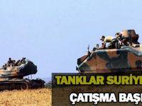 TSK'dan DAEŞ'e operasyon! Özel Kuvvetler Suriye'ye girdi
