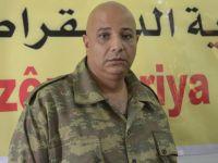 YPG'li teröristten hadsiz sözler