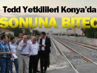 Tcdd Yetkilileri Konya'da
