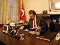 Mustafa Çıpan üniversiteye geri döndü