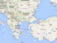 7 Türk Yunanistan'a kaçtı