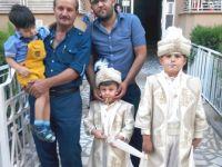 Kızılkaya ailesinin sünnet sevinci