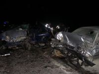 Afyon yolunda kaza