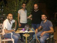 Dostlar Demgah Cafe'de Bir Arada