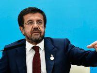 Bakan Zeybekci: 'Ekonomide bir 'es' dönemi oldu'
