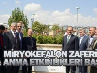 Konya'da Miryokefalon Zaferi 840. Anma Etkinlikleri Başladı