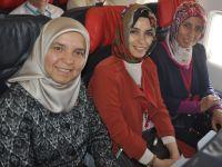 Hüsniye Erdoğan Başkanlarla Birlikte