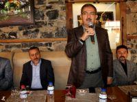 SÜ Rektörü Şahin Seydişehir'de