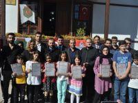 Master Kariyer'den Şehit ve Gazi Çocuklarına Sertifika