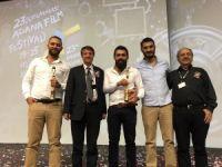 Selçuk İletişim, Altın Koza'dan ödüllerle döndü