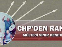 CHP'den rakılı, davullu zurnalı sınır mülteci denetimi