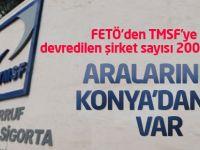 TMSF'ye devredilen şirket sayısı 200'e ulaştı: Aralarında Konya'dan da var