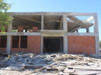 Bozkır'a ek hizmet binası