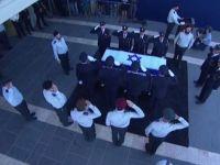 Şimon Peres için parlamentoda tören düzenleniyor
