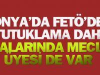 Konya'da FETÖ'den 6 tutuklama daha
