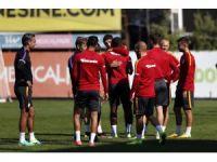 Galatasaray'da Antalyaspor maçı hazırlıkları