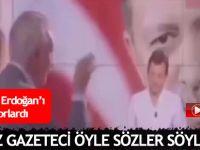 Fransız gazeteci Erdoğan hakkında öyle şeyler söyledi ki...