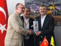 Alman gazeteciler Konya'ya hayran kaldı