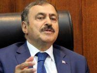 Orman ve Su İşleri Bakanı Veysel Eroğlu:AK Parti gençlere güveniyor