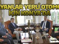 İtalyan Tasarımcılar Yerli Otomobil İçin Türkiye'de