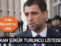 Hakan Şükür 'turuncu' listeye alındı