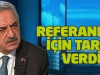 AK Partili Yazıcı: Başkanlık teklifi ocakta Meclis'e gelecek