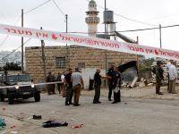 israil askerleri bir Filistinliyi öldürdü