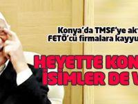 Konya'da FETÖ'cü firmalara kayyum atandı: Heyette Konyalı isimler de var