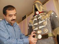 Sultan III. Mustafa'nın paha biçilemeyen zırhının replikasını yaptılar