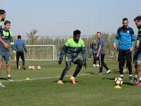 Atiker Konyaspor Fenerbahçe maçı hazırlıklarına yeniden başladı