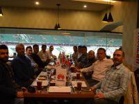'Kıvılcım İletişim Bayileri Konyaspor Braga UEFA Maçında'