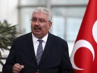 Yalçın: MHP Genel Başkanı'nın amacı üzüm yemek