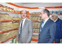 Sorgun'da ihtiyaç sahipleri için mağaza açıldı