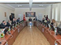 Karaman'da UNİKOP rektörleri bir araya geldi
