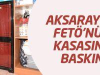 Aksaray'da Fetullah Gülen'in sağ kolunun villasında gizlenmiş kasalar bulundu