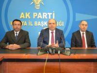 AK Parti Konya Milletvekili Baloğlu'ndan Devlet Bahçeli'ye teşekkür