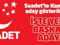 Kamalak aday gösterilmedi: İşte Saadet'in yeni genel başkan adayı...
