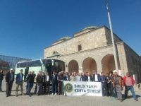 Birlik Vakfı üyeleri Beyşehir'de
