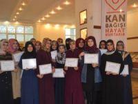 Öğrenciler'den kan bağışı kampanyası
