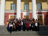 Selçuk Üniversitesi Heyeti Moğolistan'da
