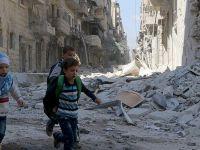 Rusya ve Suriye'den insani mola için 'tahliye' şartı