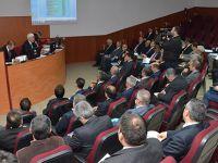 Karaman İl Koordinasyon Kurulu toplantısı
