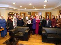 Ereğli AK Parti Kadın Kollarından ziyaret