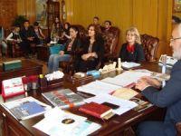 Romanyalı öğrenciler Konya'da