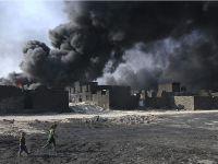 Musul'da zehirli gaz tehlikesi