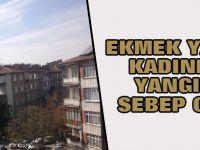 Son Dakika! Konya'da yangın