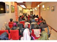 Yazar Necip Tosun, gençlerle buluştu