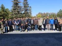 Sürdürülebilir Arazi Yönetimi Projesi ekibi Karapınar'da-